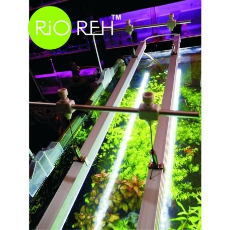 Rio LED light fixture-2ft (8w)