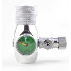 MAX aqua single gauge CO2 regulator